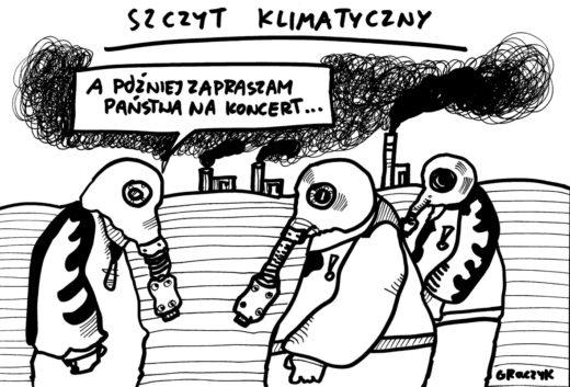Michał Graczyk: Szczyt klimatyczny